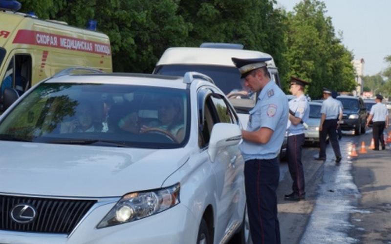 Брянские инспекторы сообщили, где 21 июня будут караулить водителей