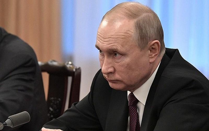 Путин назвал президента Украины Зеленского хорошим актером