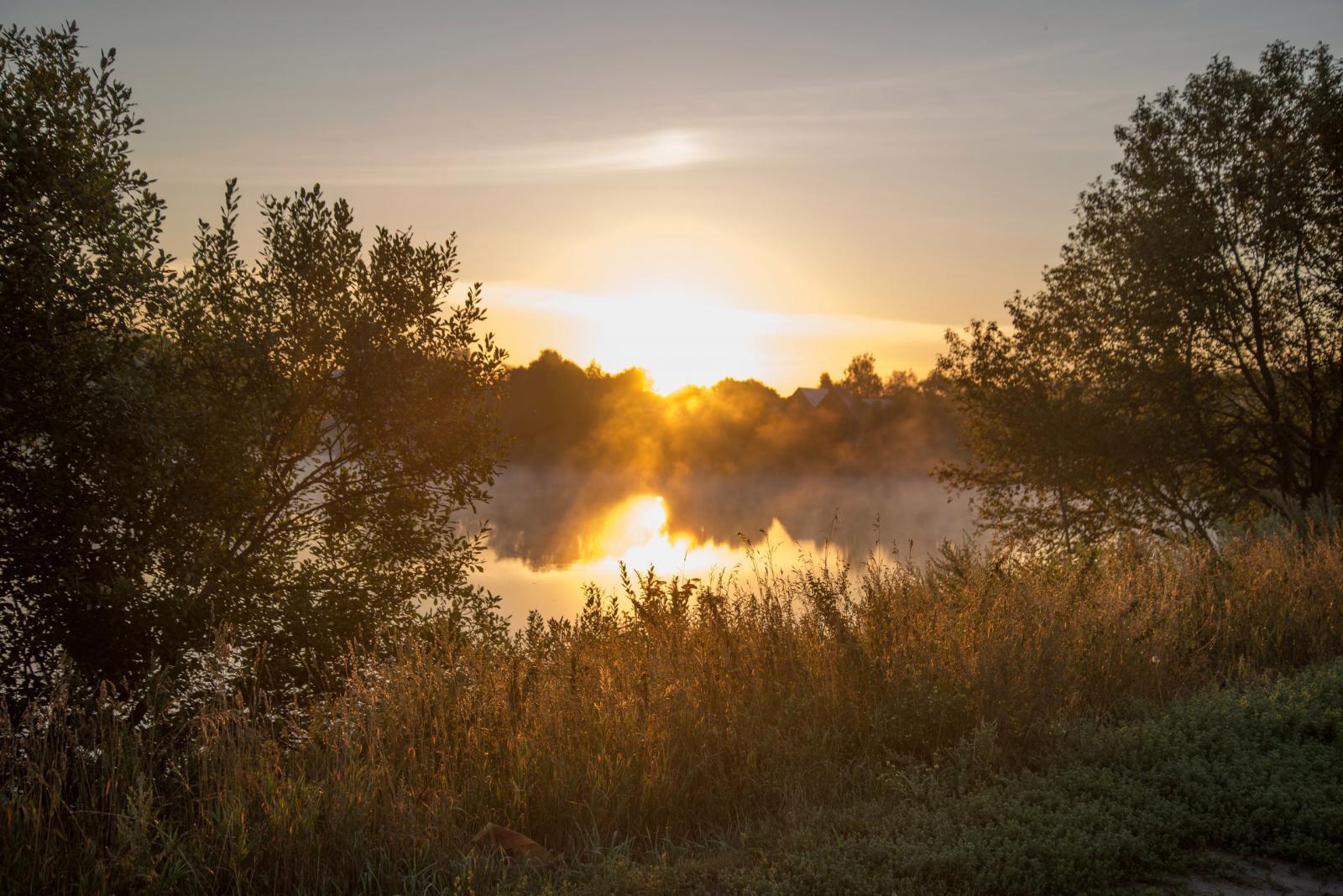 Ночью 4июня столбик термометра вБрянской области опустится до +9oC