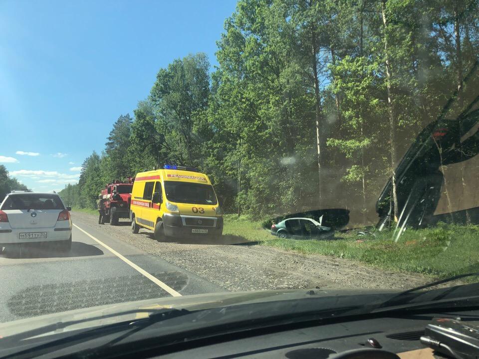 Вобластном ГИБДД сообщили подробности вчерашних аварий