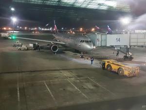 Из-за грозы «Аэрофлот» отменил рейсы в Челябинск и другие города