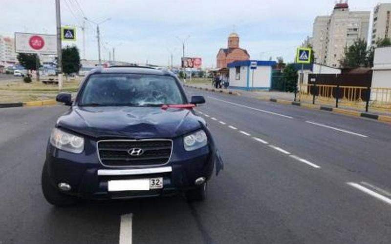 В Брянске водитель автомобиля искалечил 81-летнего пешехода