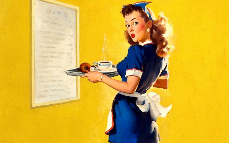 Брянским девушкам предлагают стать официантками в стриптиз-баре