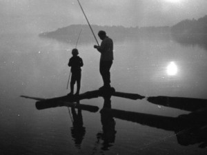 Каким было озеро Кисегач в «лирические» годы