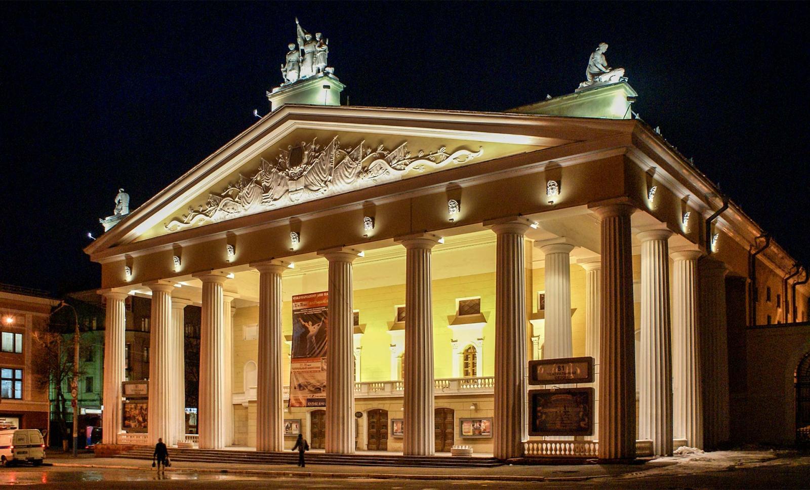 Брянск принял эстафету Всероссийского театрального марафона