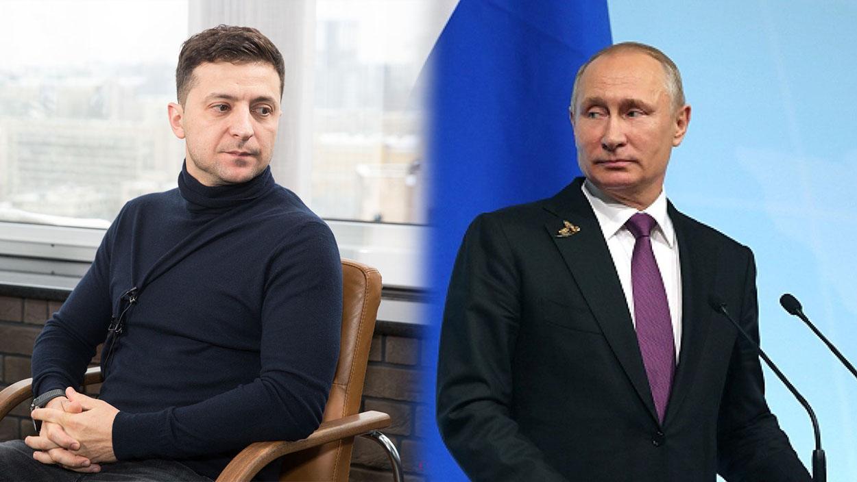 В Кремле рассказали о подходах Путина в отношении Украины