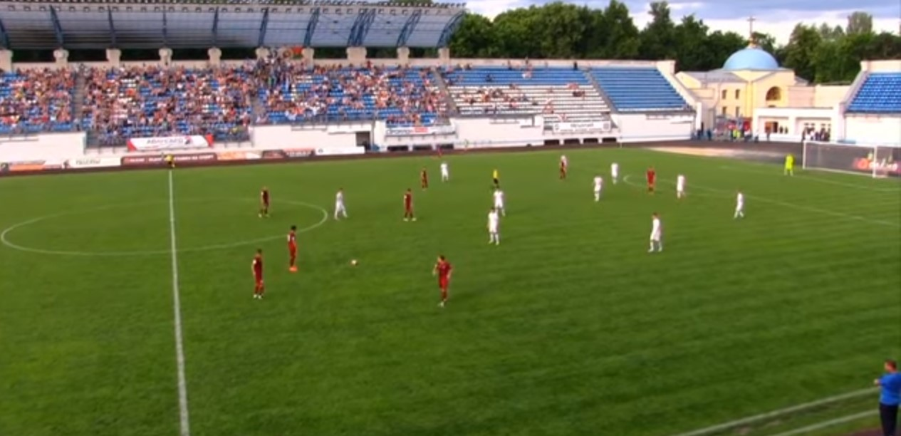 Брянское «Динамо» проиграло впоследнем матче сезона