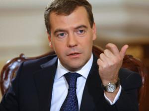 Медведев запретил повышать цены на коммунальные услуги сверх уровня инфляции