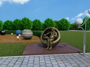 Парк имени Валентины Терешковой в Челябинске станет «космическим»