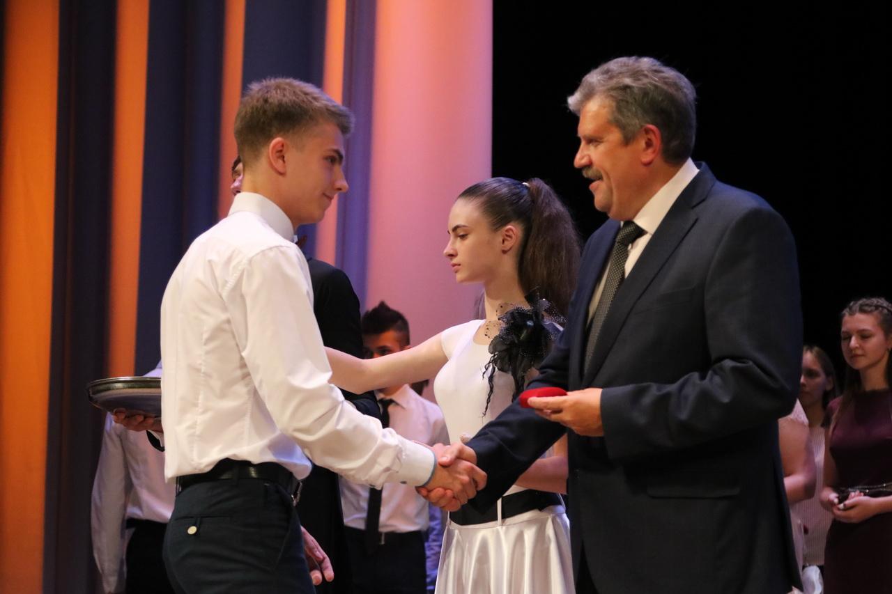 Брянские медалисты получили заслуженные награды