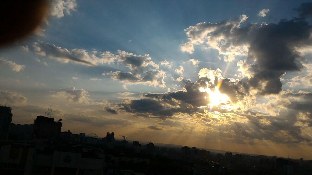 Завтра в Брянске до +29ºC