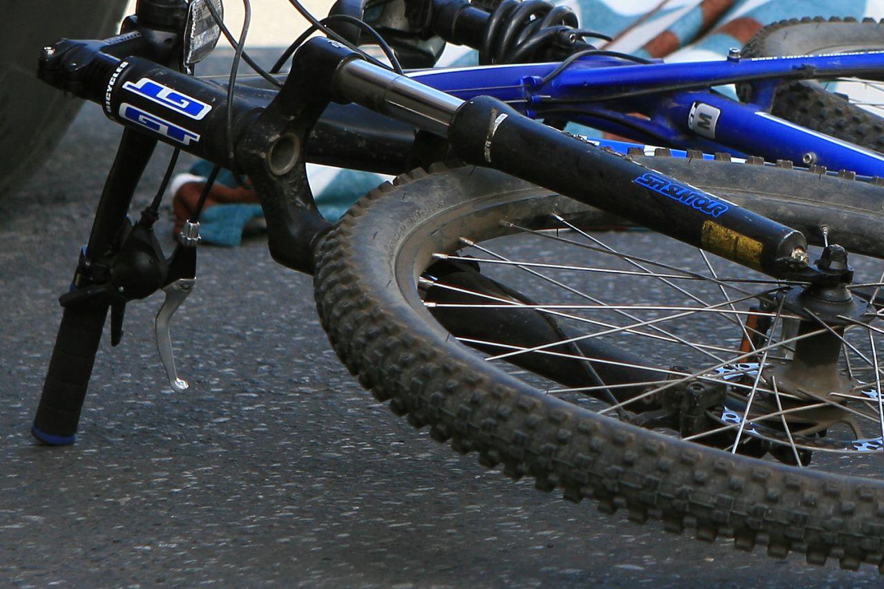 В Стародубе водитель Ford сбил 49-летнего велосипедиста