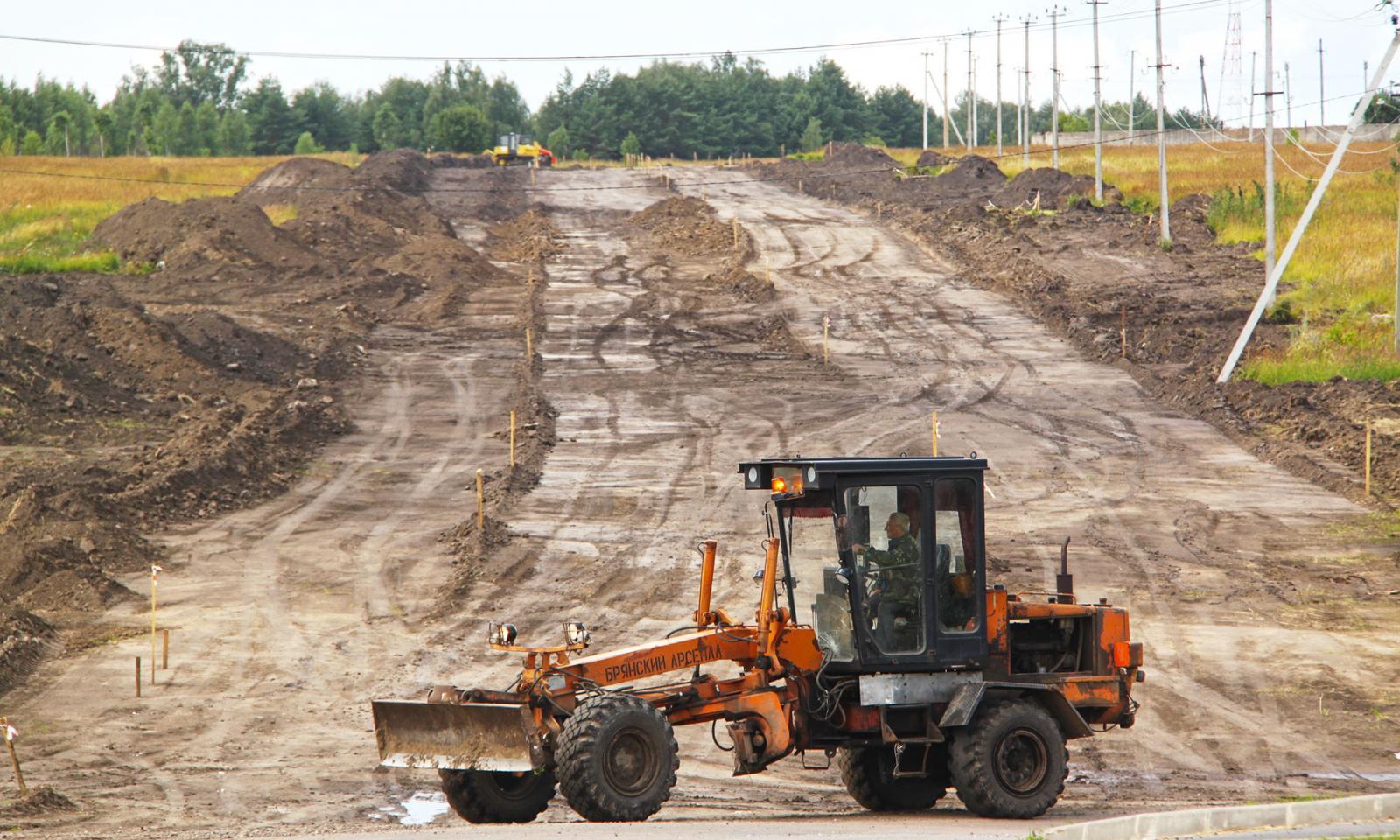 Дорожный фонд Брянской области в этом году превысил 6,2 млрд рублей
