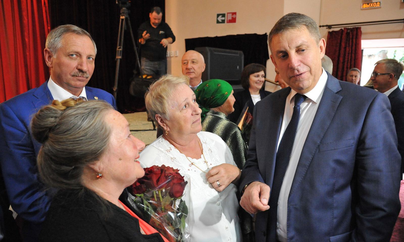 Богомаз рассказал о достижениях Брянской области