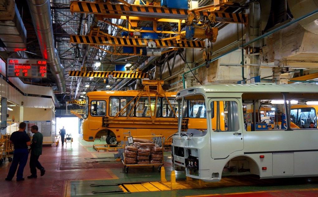 Российские автобусы оснастят «умными» тормозами с искусственным интеллектом