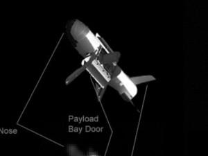 Секретный шаттл США попал в объектив астронома-любителя