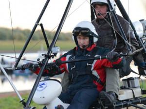 Погиб авиаинструктор Путина