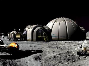 Россия и Китай вместе построят станцию на Луне