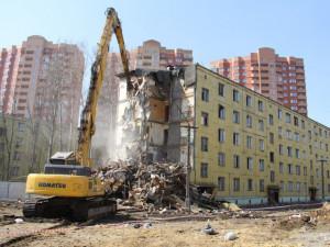 Недвижимость у россиян предлагают изымать ради «гармоничной застройки»