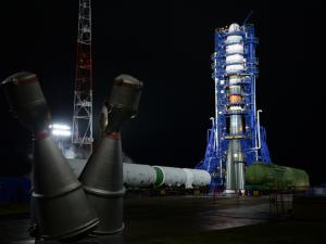 Четыре космических аппарата Минобороны стартовали с космодрома Плесецк