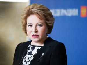 Валентина Матвиенко вступилась за богатых депутатов