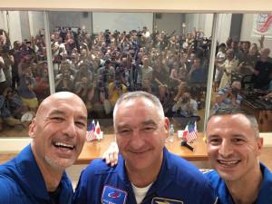Космонавт должен быть лысым и целеустремленным