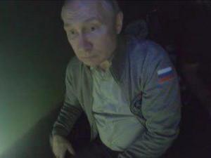 Фото Путина на дне Финского залива высмеяли в соцсетях
