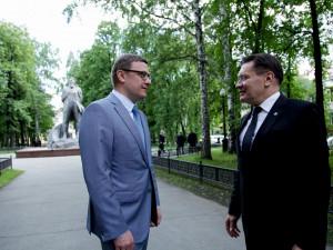 Алексей Текслер и «Росатом» гарантировали особое отношение к «атомным» городам Южного Урала