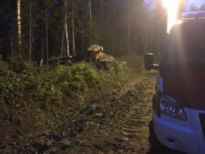 Водитель взорвавшегося бензовоза был пьян
