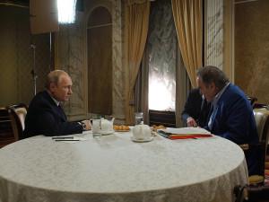 Путин заявил о неизбежности сближения России и Украины