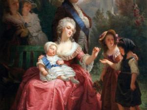 Загадкой остается сексуальная проблема короля Франции Людовика XVI