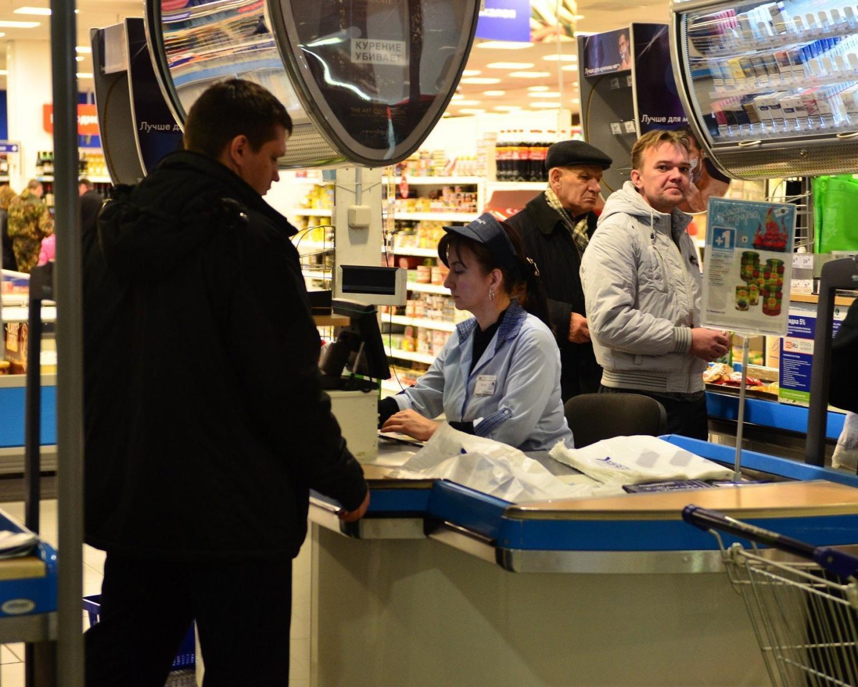 В Подмосковье охранник магазина задушил покупателя