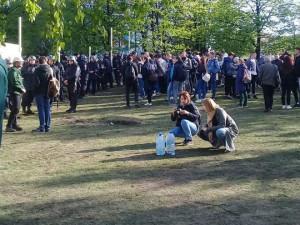 Обыски проходят по делу о массовых беспорядках из-за протестов в сквере в Екатеринбурге