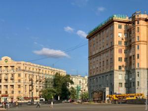 Предприниматель Девятов разобрался в причинах уничтожения фасада на старом здании в центре Челябинска