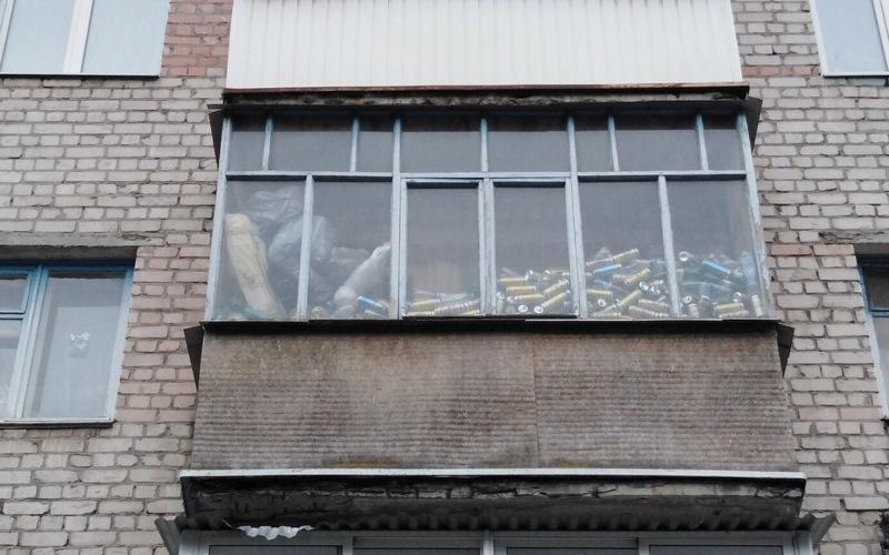 В Брянске обнаружили балкон пивного барона