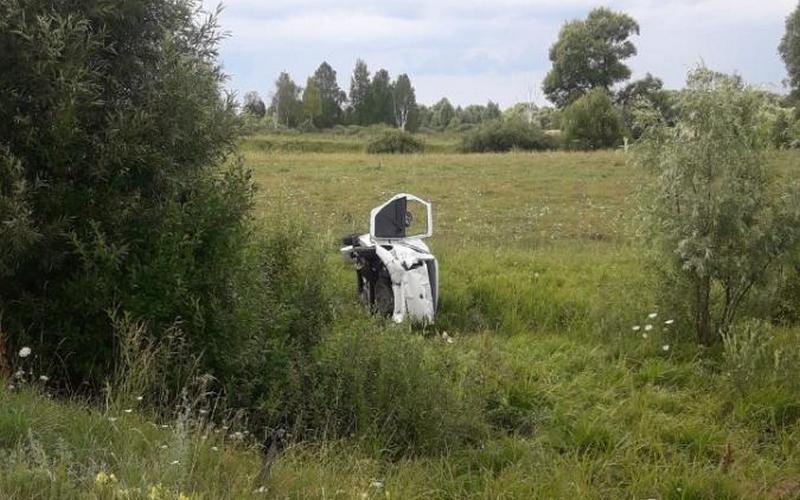 В ДТП на брянской трассе пострадал 17-летний парень