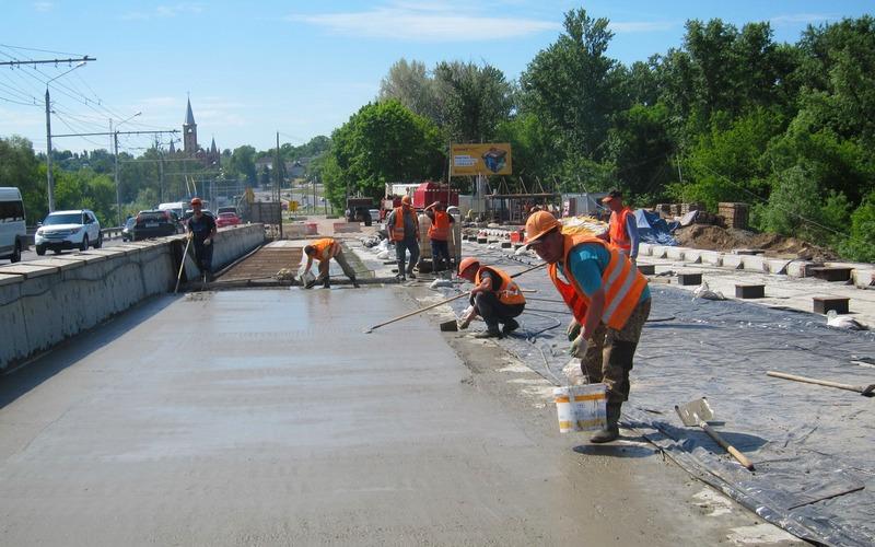 Обновленный Первомайской мост в Брянске откроется 5 июля