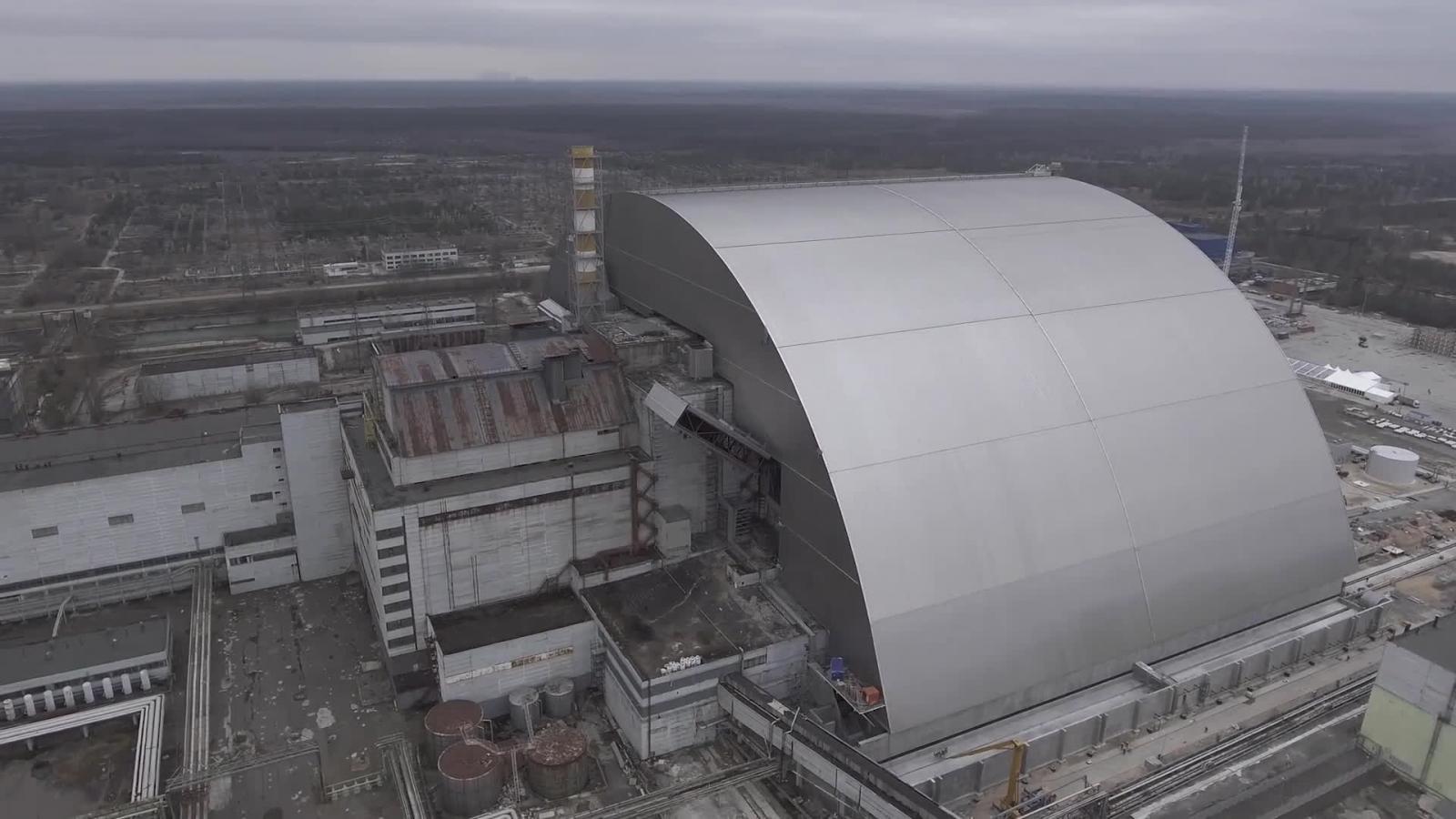 Новый саркофаг Чернобыльской АЭС введут в эксплуатацию 10 июля