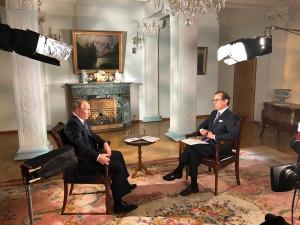 Путин: «Я не претендую на то, чтобы быть символом России»