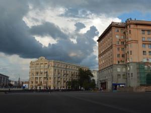 Кладбище в центре Челябинска: неизвестный город