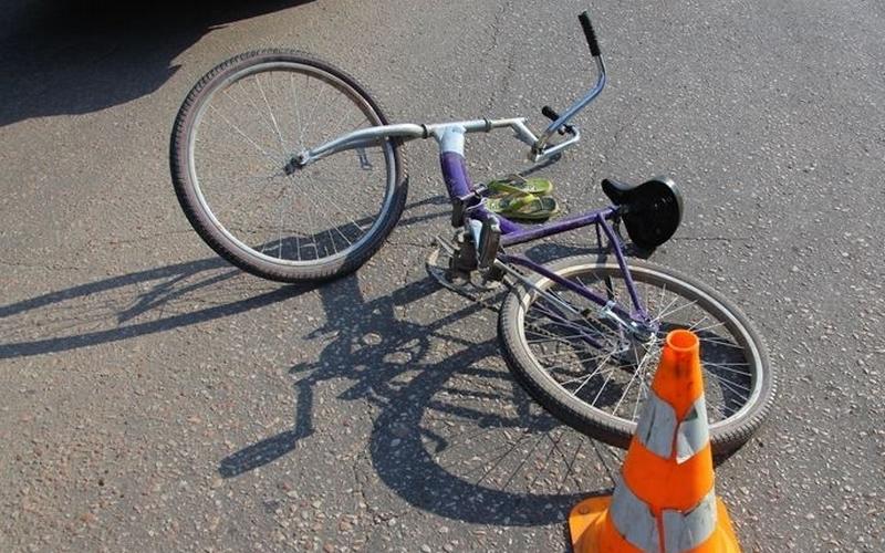 В Севске 8-летний велосипедист попал под внедорожник