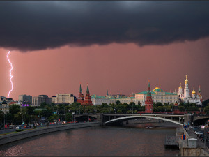 Погода в Москве испортится на всю неделю
