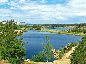 Системы оповещения появились на водоемах Челябинска, где запрещено купаться