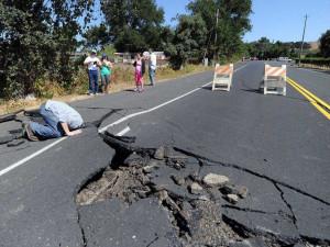 Чрезвычайная ситуация объявлена в Калифорнии из-за землетрясения