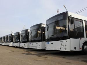 Покупка новых автобусов частично  решит проблему общественного транспорта  Челябинска