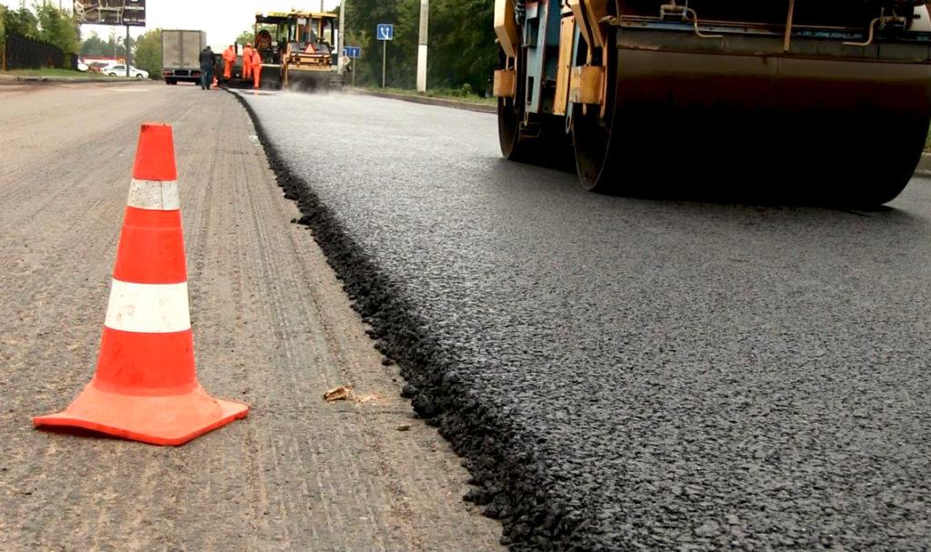 В Брянске ремонт улицы Пересвета вышел на финишную прямую