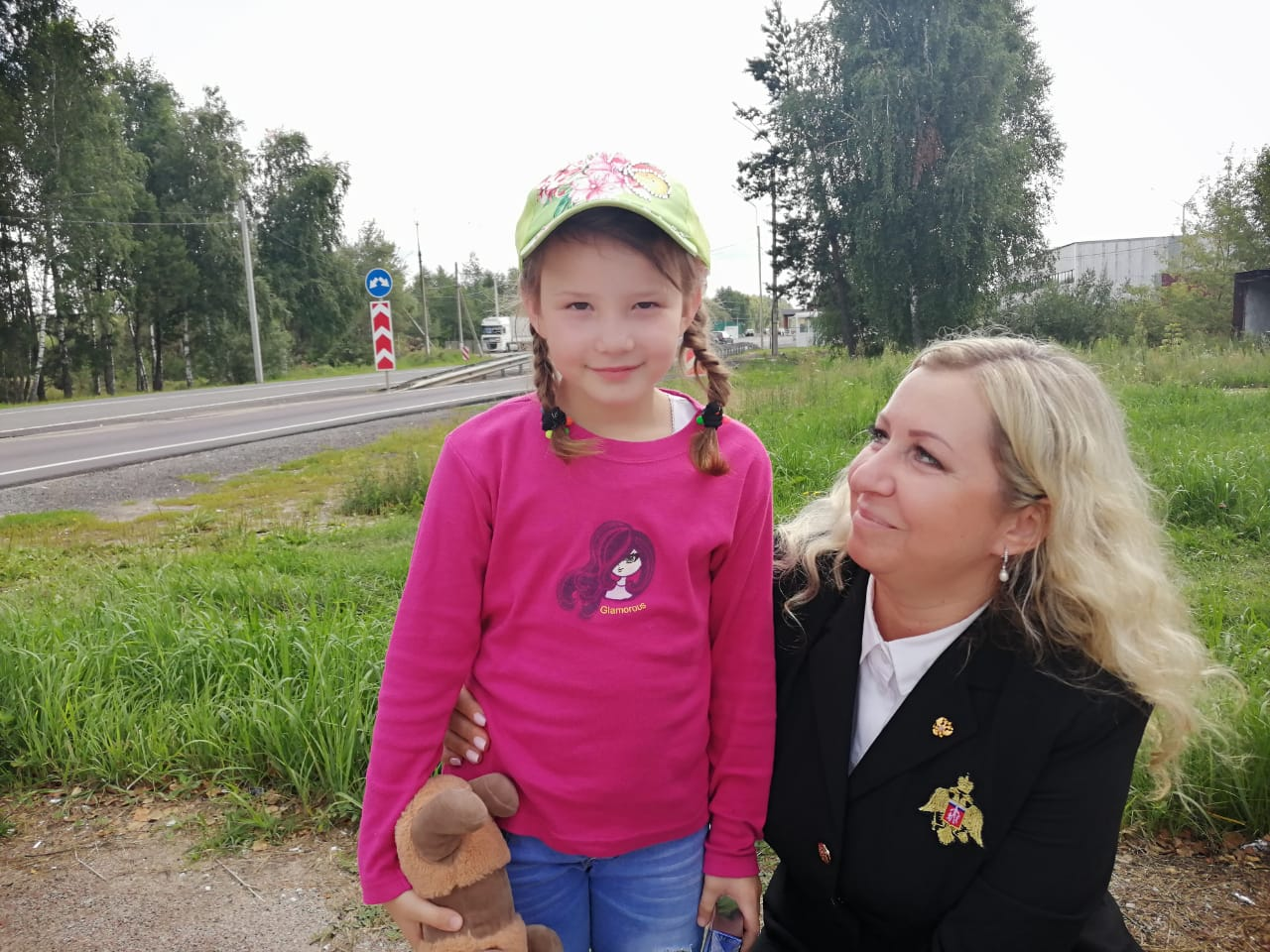 Разлуку матери и ребёнка прервала детский омбудсмен по Брянской области
