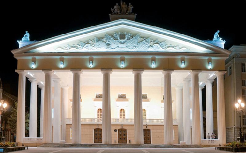 Брянский драмтеатр получит новое освещение зрительного зала