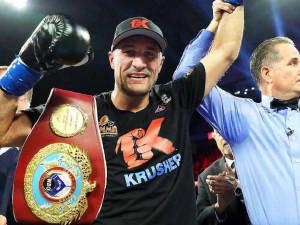 Сергей Ковалев защитил титул чемпиона мира, одолев Ярда