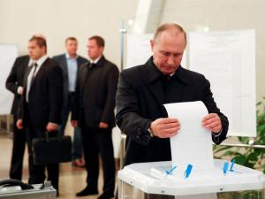 Путину придется голосовать за кандидата-оппозиционера